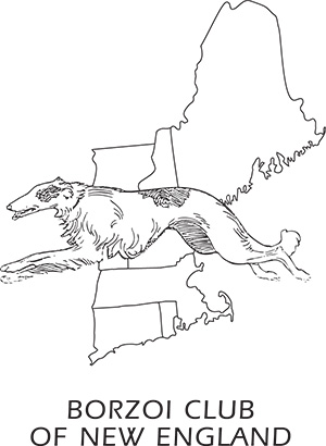 Borzoi Club of New England logo