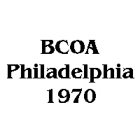 1970 BCOA national logo