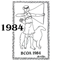 1984 BCOA national logo