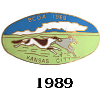 1989 BCOA national logo