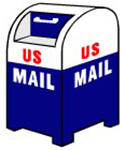 US Post Box graphic