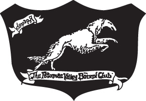 Potomac Valley Borzoi Club logo
